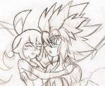 Arc-V: The Fairy and The Dragon (Preview) by NeonNeoz