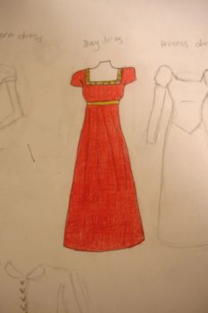 Venita Dress design by Mina321908