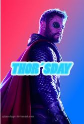 Thor Bc Infinity War By Gizza Sigyn Sp by Gizza-Sigyn