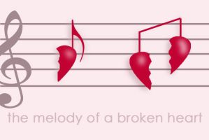 Melody of a Broken Heart by creativsis