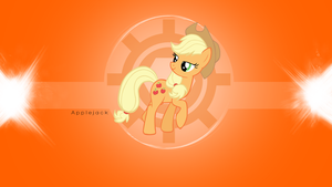 Applejack - Honest by Xael-Design