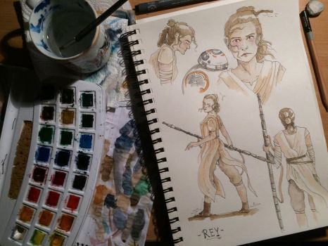 happy may 4th (sketchbook) by Wrack-spurt