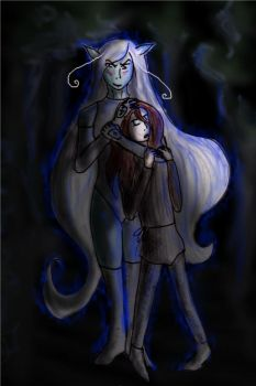 Tabitha and Latae by May-Brush
