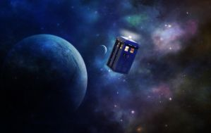 TARDIS by willowsongstudios