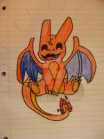 Charizard by Kyrifian