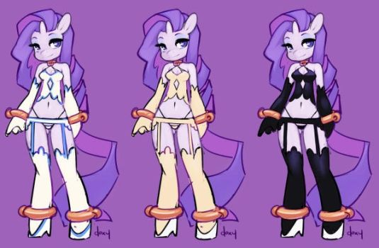 Dungeon Rarity by mldoxy
