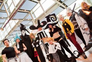 SC: Soul Eater by FightingDreamersPro