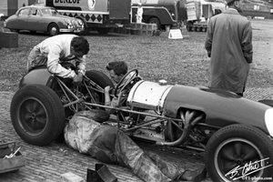 Lotus 12 (Netherlands 1958) by F1-history