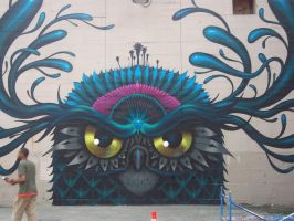 Owl by ShannonSharpie
