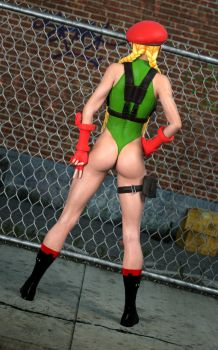 Cammy - Victory 1 by LethalCandy