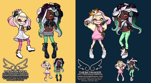 Pixel Off The Hook (6 21 2018) by theskywaker