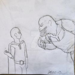 I Do not Thing This Will End Well for Thanos by BigJaa