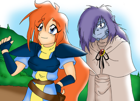 Slayers Fan Roleplay by Illenora