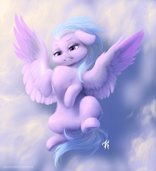My Cloudchaser - Sexy and Fluffy by TheNeoStrike