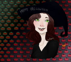 Happy Halloween! by All-The-Fish-Here