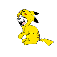 Pikachu by LassiTheDawg