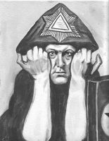 aleister crowley by amybalot