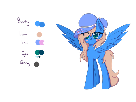 Scootalight Heart Ref by ScootalightHeart
