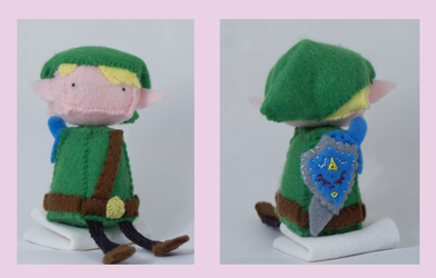 Link Boxling by Hama-Girl