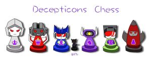 Decepticons CHESS by des107
