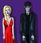 Barnabas and Angelique by DisneyFanJulia
