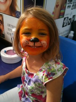 Face Paint by GT-Orphan