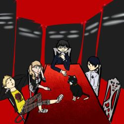 Fixer -Real World- [Persona 5] by newsie-fics