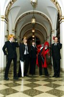 Musical Black Butler - 2 by ImMuze
