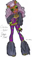 its clawdeen by ArtisianRomeo