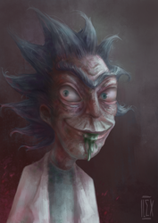 Rick by TheHollyLord