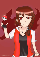 Pokemon Trainer by cutelightangel
