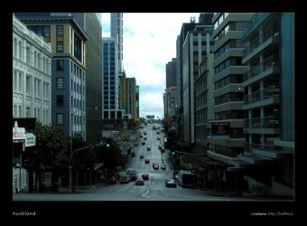 Auckland by rotane