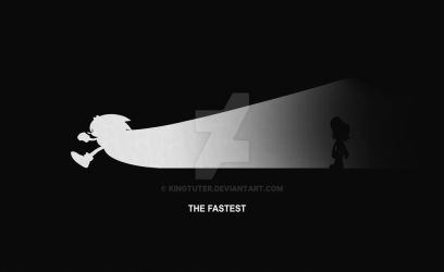 The Fastest (Horizontal version) by kingtuter