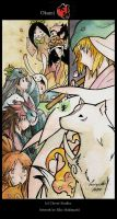 The Legend of Amaterasu Okami by eikomakimachi