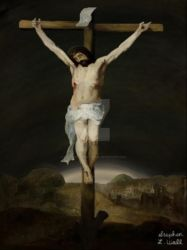 The Crucifixion by StephenLawrenceWall