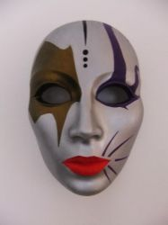 Mask by BoneHeart