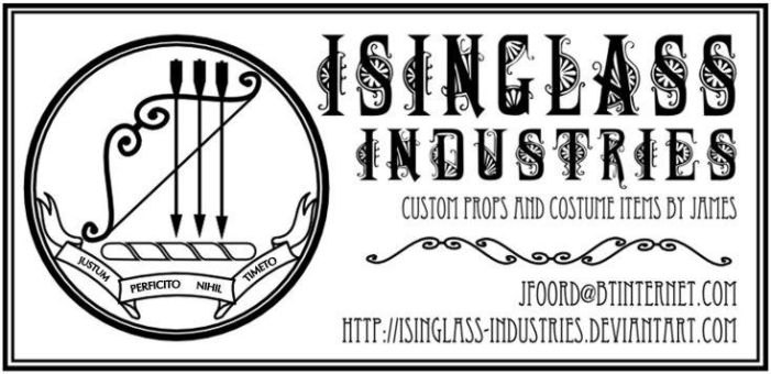 Isinglass Industries Logo by Isinglass-Industries