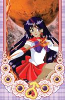 Sailor Mars by MagickDream