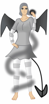 CE: Liadan (Click this Picture for Animation) by RavenVillanuevaT2P