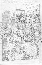 Simpsons Super Spectacular #16 pg3 by ToneRodriguez