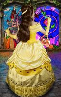 Belle - Beauty and the Beast - Tale As Old As Time by LadyRoseTea
