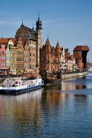 Old  Gdansk by CitizenFresh