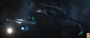 Flagships by thefirstfleet