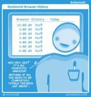 Revisionist Browser History by schizmatic