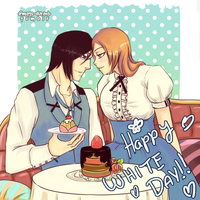 Day 1 - IshiHime White Day by kala-k