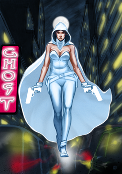 Ghost by flacoH