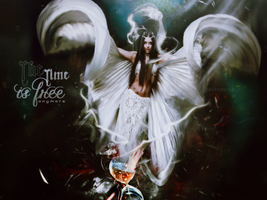The Time Is Free Anymore - Manipulation by eminemutlu
