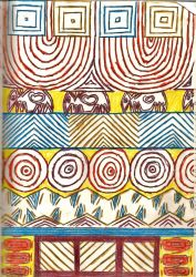 2008 Sketch 4 - African Inspired Doodles by RoseSparrow