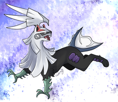 Silvally, the Synthetic Pokemon! by Windaura