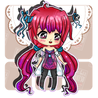 : Adopt : #05 Bishoujo Twinhorn CLOSED by ichiipanpan